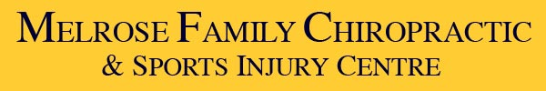 Melrose Family Chiropractic & Sports Injury Centre